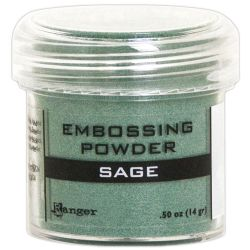 Ranger - Embossing Powder - Sage Metallic